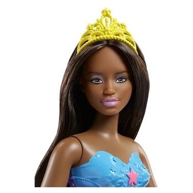 Barbie Barbie Dreamtopia Prenses Barbie Bebekler Renkli
